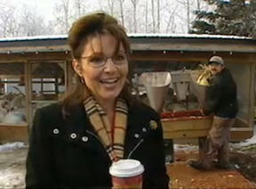 Sarah Palin Turkey 5